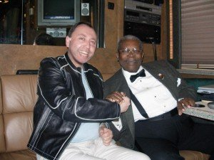 Oleg-Frish-tv-host-and-B.B.King