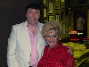 Oleg-Frish-tv-host-and-Brenda-Lee