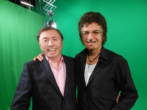 Oleg-Frish-tv-host-and-Gino-Vannelli