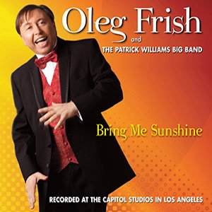 oleg-frish-bring-me-sunshine-cd